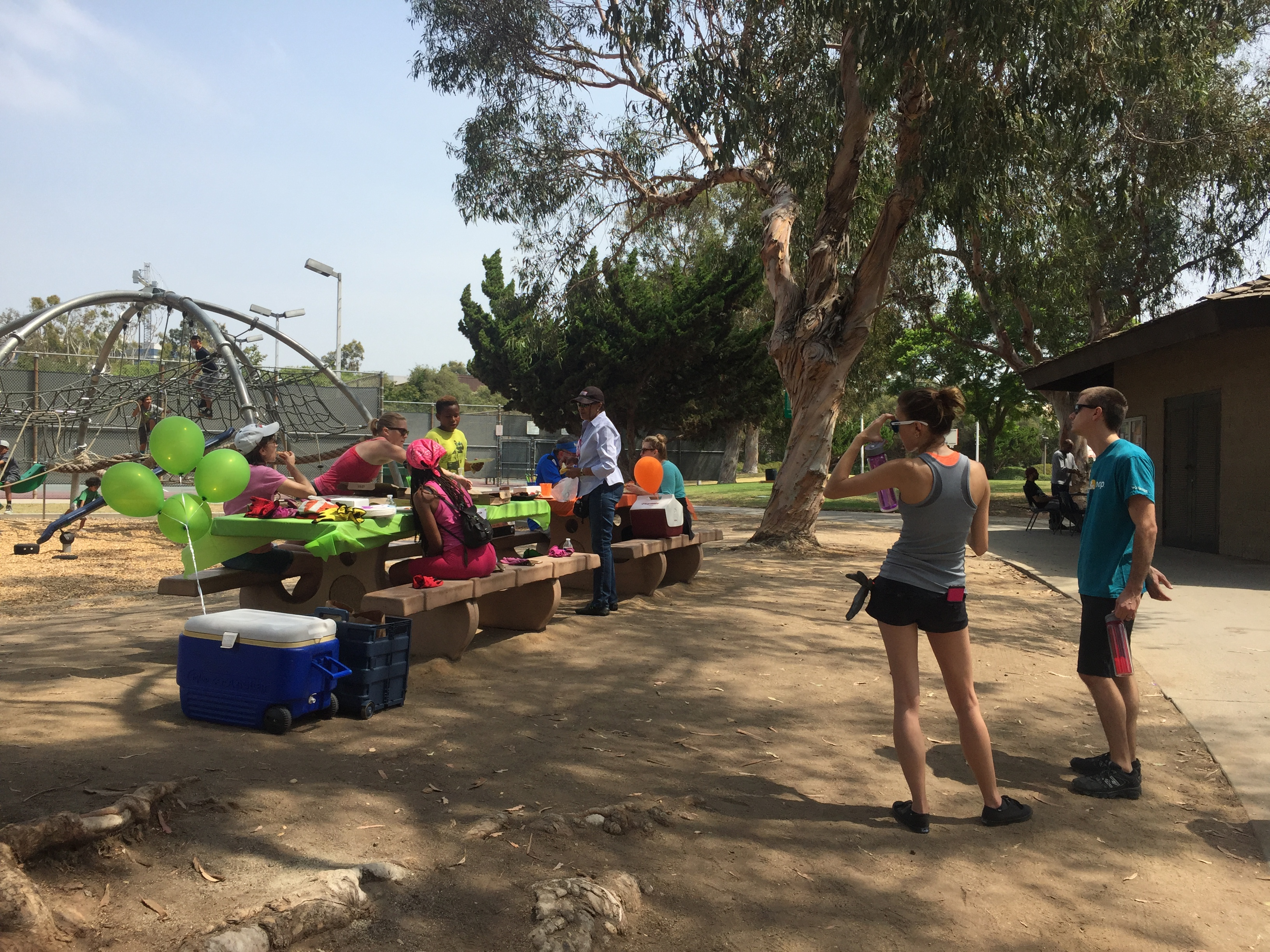 2016 FHNA Park Cleanup