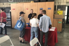 2018 Disaster Resiliency Workshop & Fire station #43 Tour
