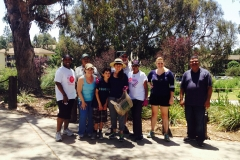 2014 Annual Fox Hills Park Cleanup Day